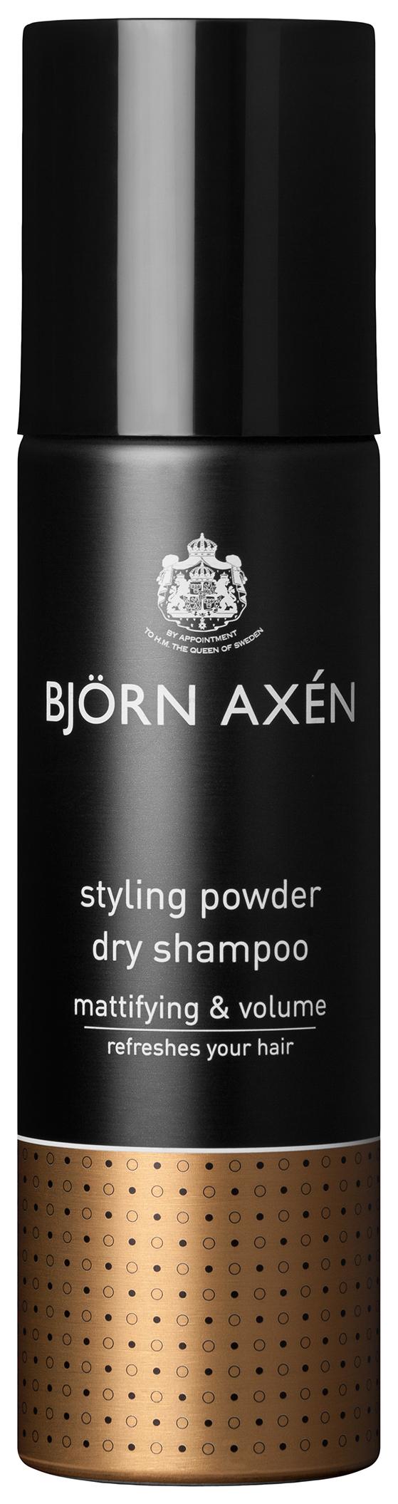 FET_Plejeprodukter_Bjorn_Axen_Styling_Powder_Dry_Shampoo_200ml_DKK140
