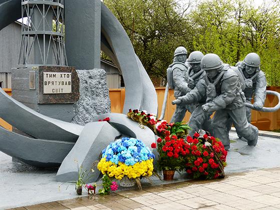 FET_Tjernobyl_Mindesmærke-for-de-brandfolk-som-hjalp-med-at-slukke-ilden-efter-eksplosionen