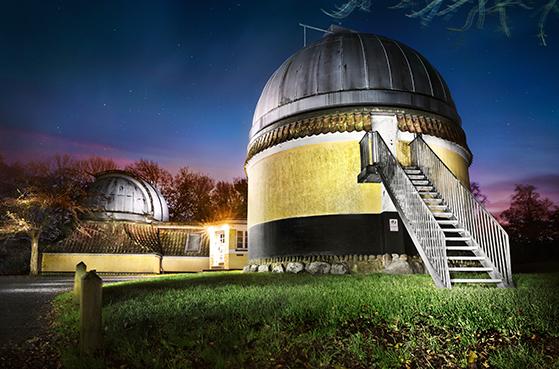 FET_Stjernekiggeri_Ole_roemer_observatoriet_MR_2017_credit_Maria_Randima_AU_Foto