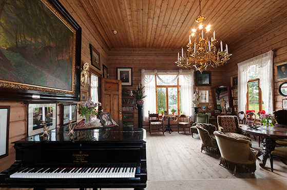 FET_Edvard-Griegs-hjem-på-Troldhaugen.-Foto--Dag-Fosse