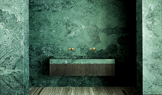 FET_111_AD_image_2019-Green-bathroom-by-Arjaan-De-Feyter-photo-by-Piet-Albert-Goethals