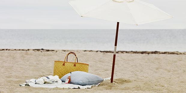 Sol, strand og skønne dage