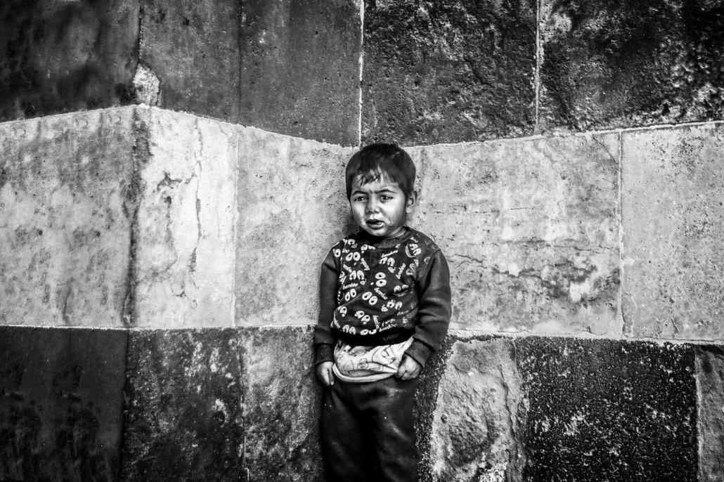 Velgørenhed for gadebørn